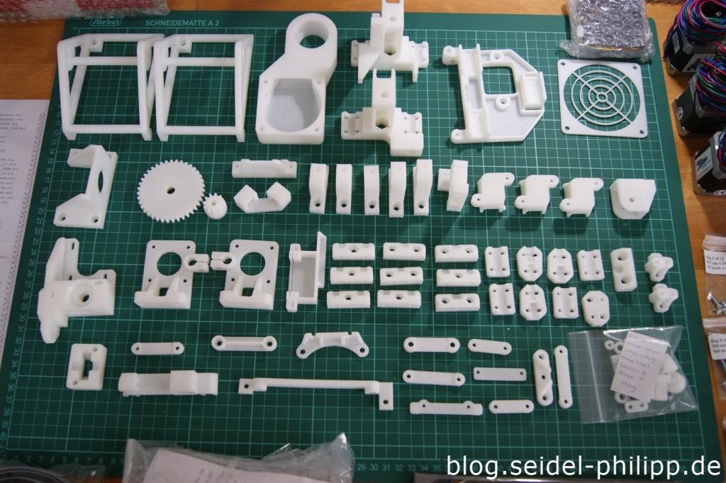 Plastik Teile