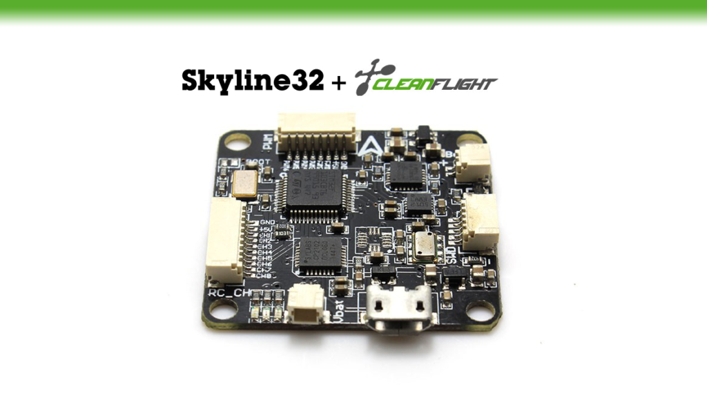 Emax Skyline32 Cleanflight