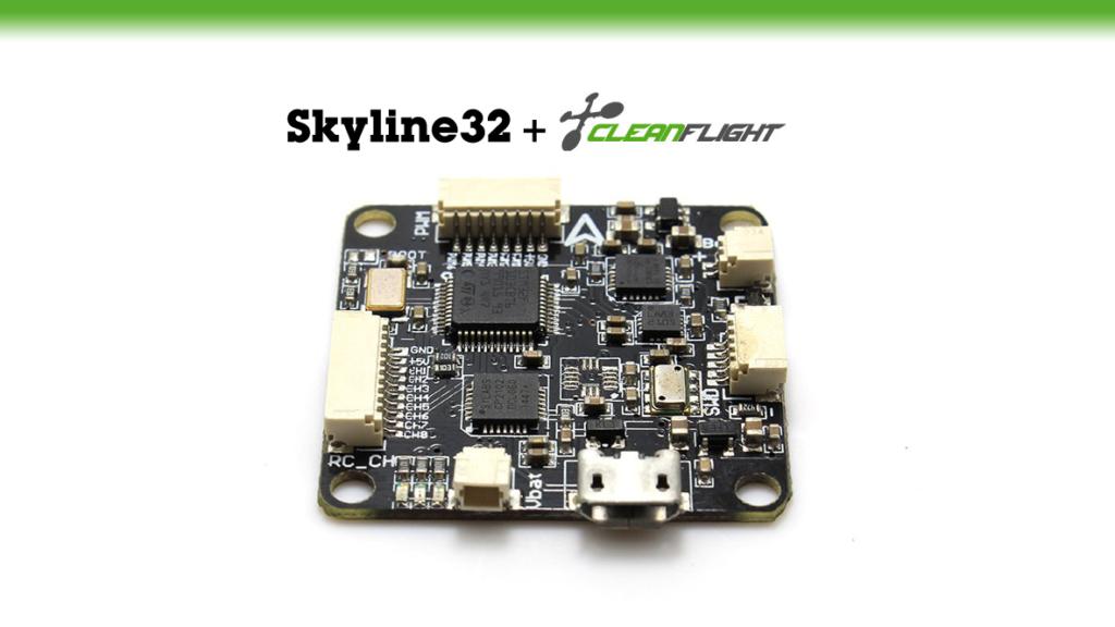 Emax Skyline32 Cleanflight