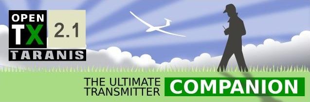 OpenTX Companion 2.1