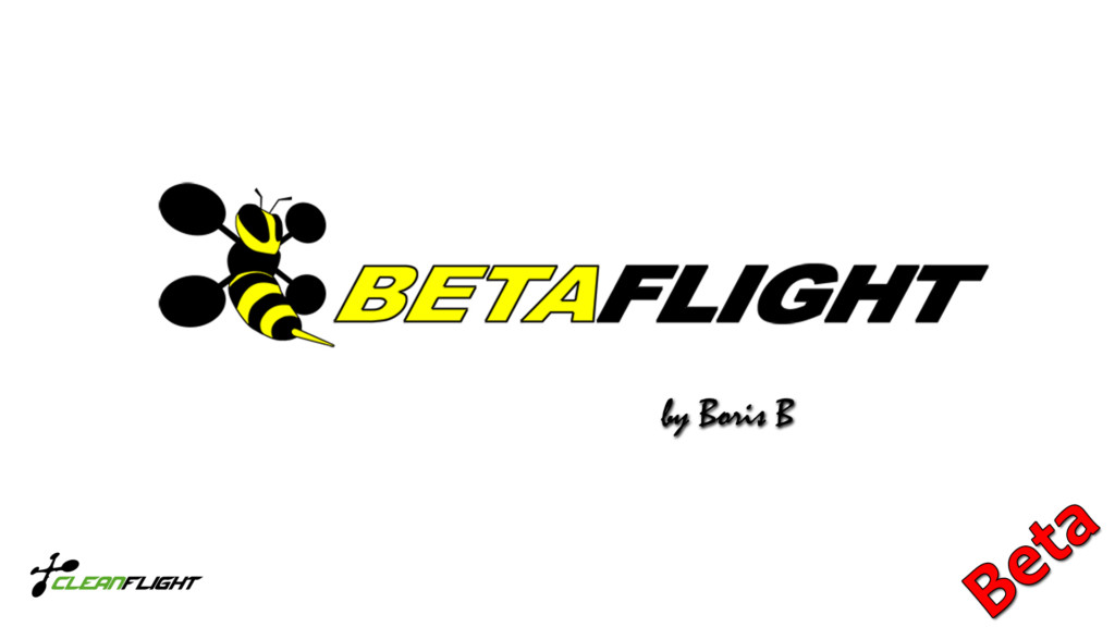 Boris B Betaflight Logo