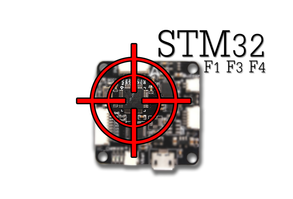 STM32 F1 F3 F4