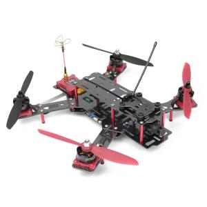Fertig montierter Quadcopter