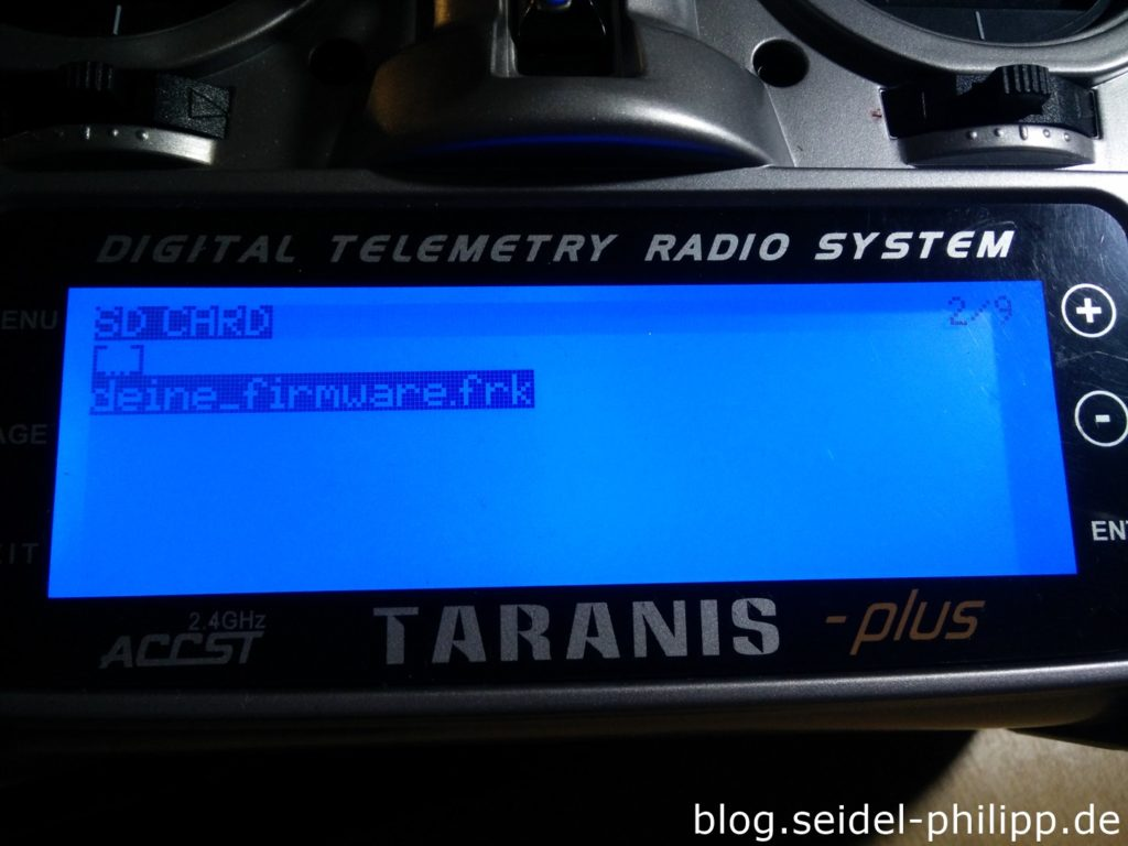 taranis_flash_choose_firmware