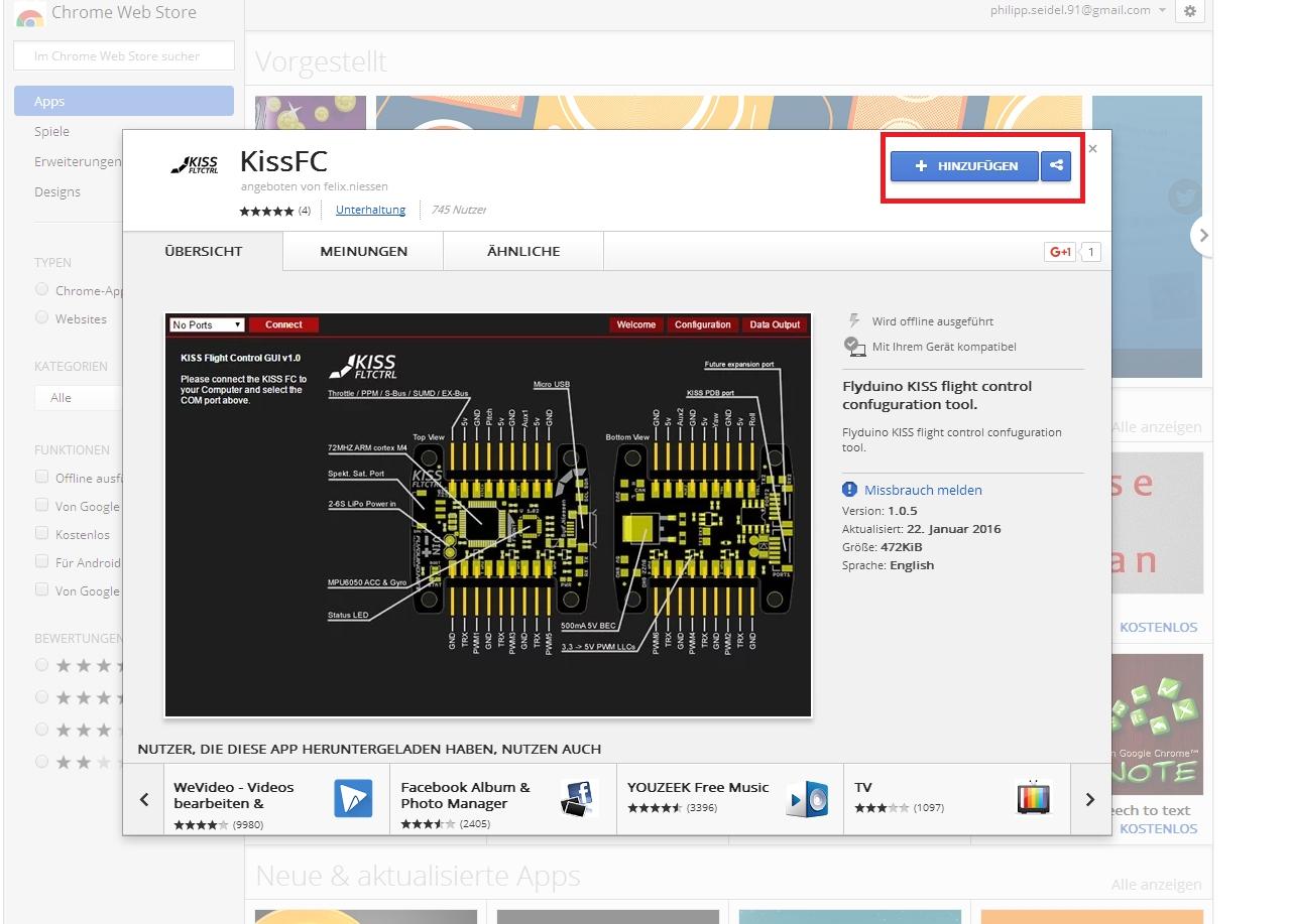 Flyduino Kiss Fc Firmware Update Windows