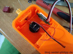 Smart LiPo Box inside