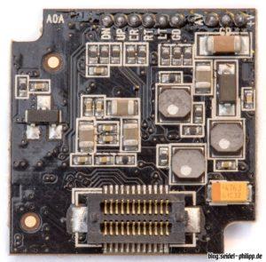 runcam-eagle-sensorplatine-hinten