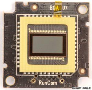 runcam-eagle-sensorplatine-vorne