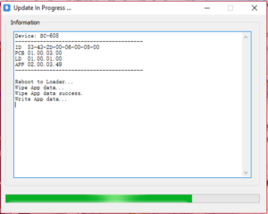 isdt_sc-608_sc-620_firmware_intsall_progress