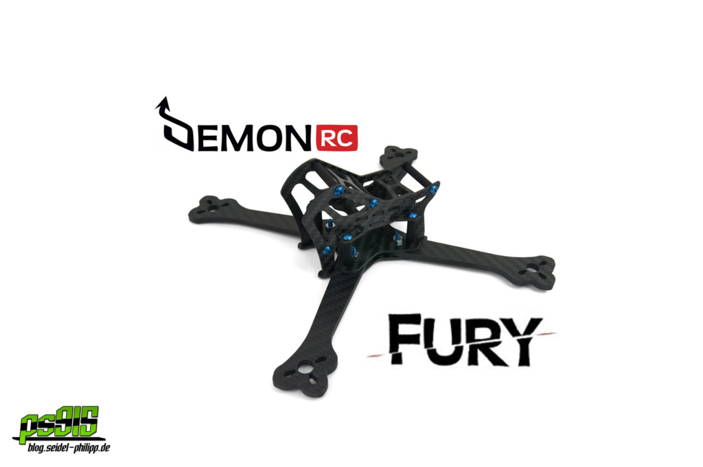 DemonRC Fury Frame