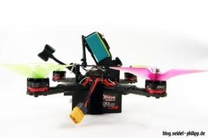 gensace tattu shield hardcase lipo battery x-Frame