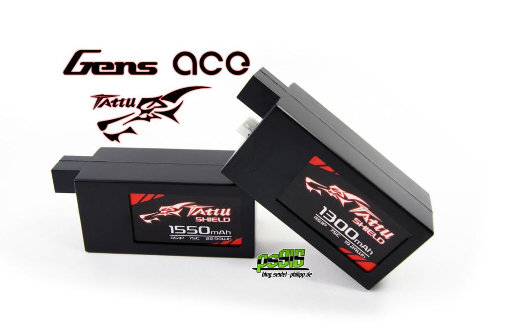 gensace tattu shield hardcase lipo battery