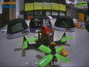 RunCam Swift 2 OSD