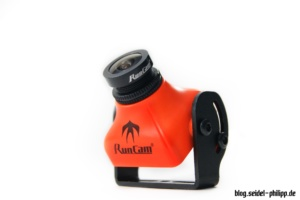 RunCam Swift 2 mounting