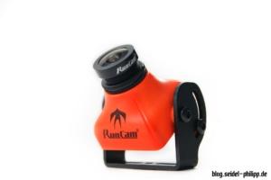 RunCam Swift 2 mounting