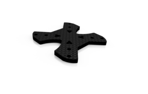 Dquad Obsession FPV Frame Plate
