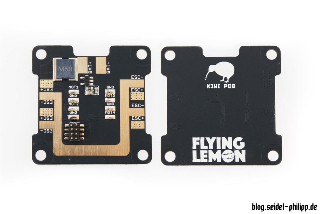 Flying Lemon PLUM.F4 Flight Controller