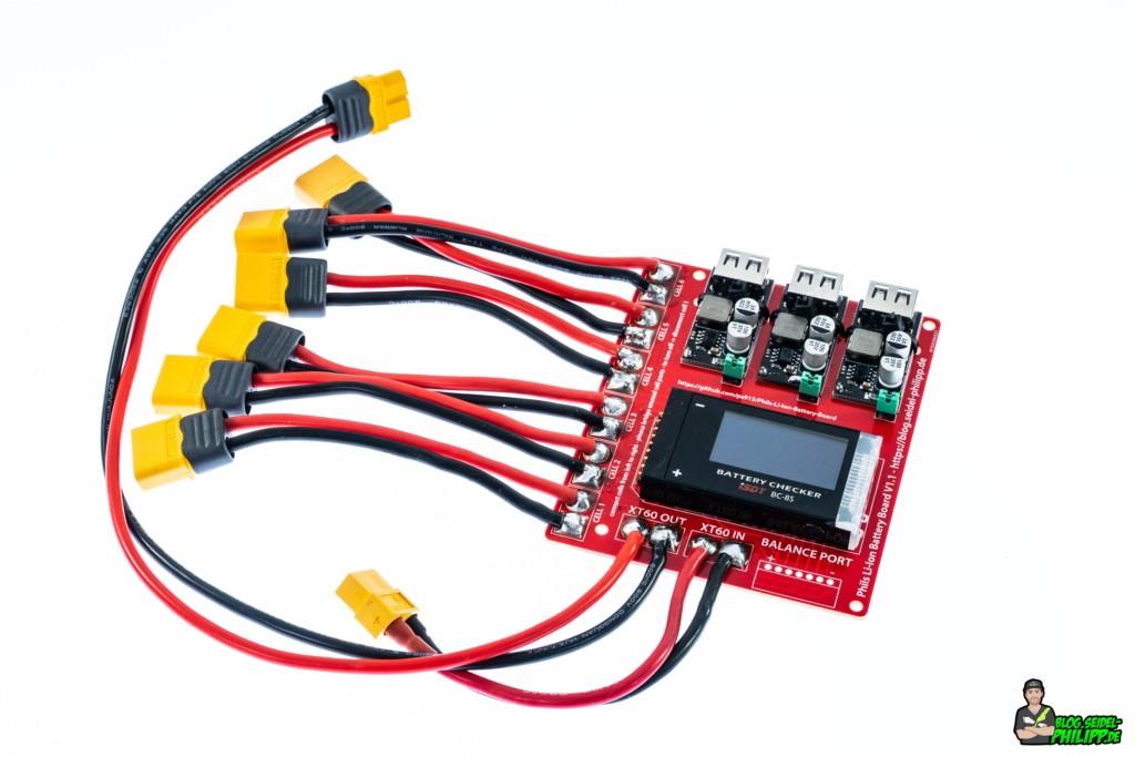 18650 Powerwall PCB