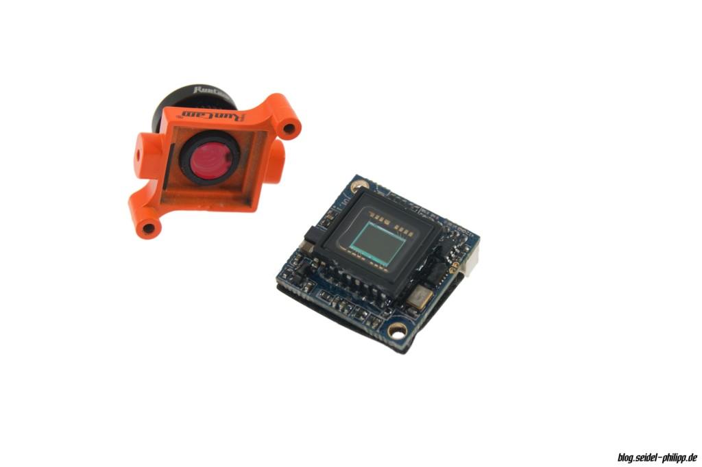 RunCam Micro Swift 2 TX25 VTX Videosender CCD
