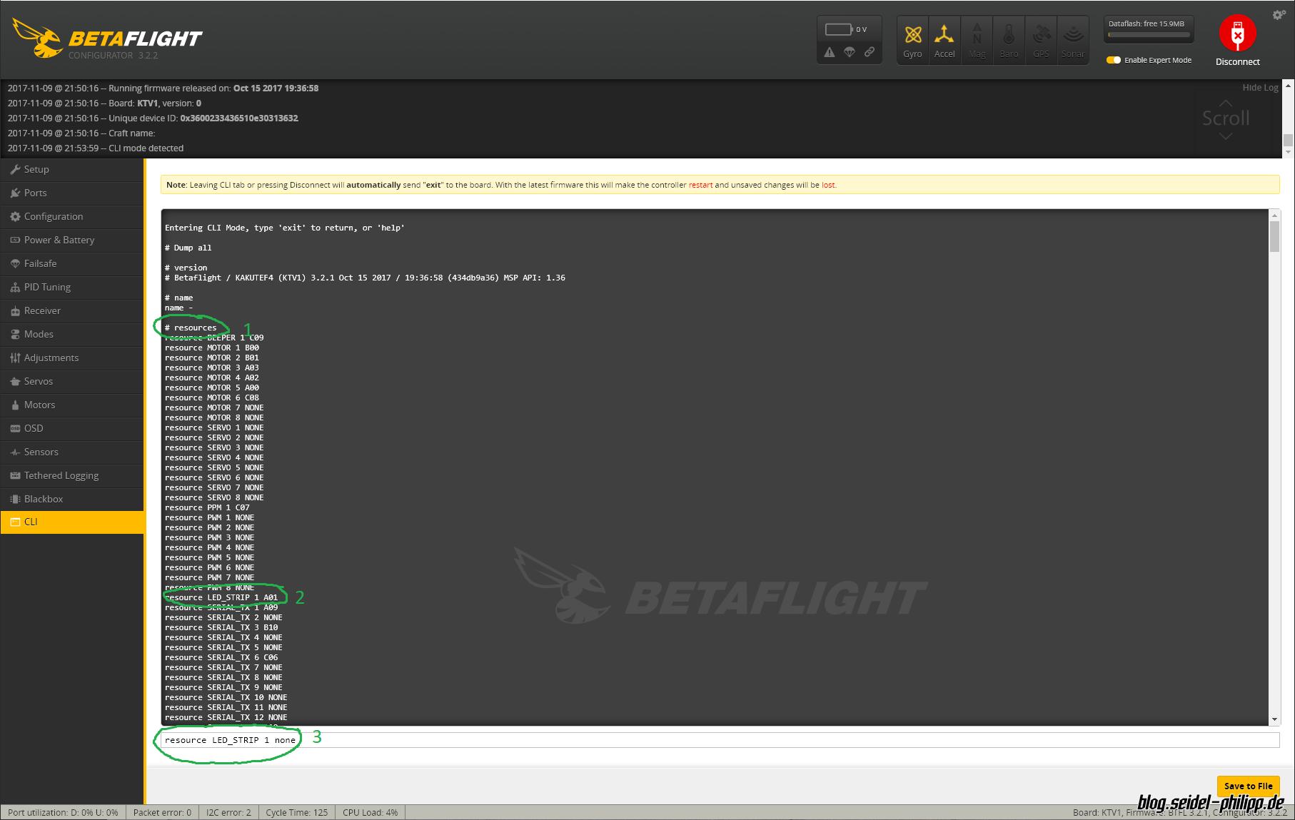 Betaflight Soft Serial - Invert FrSKY SmartPort telemetry
