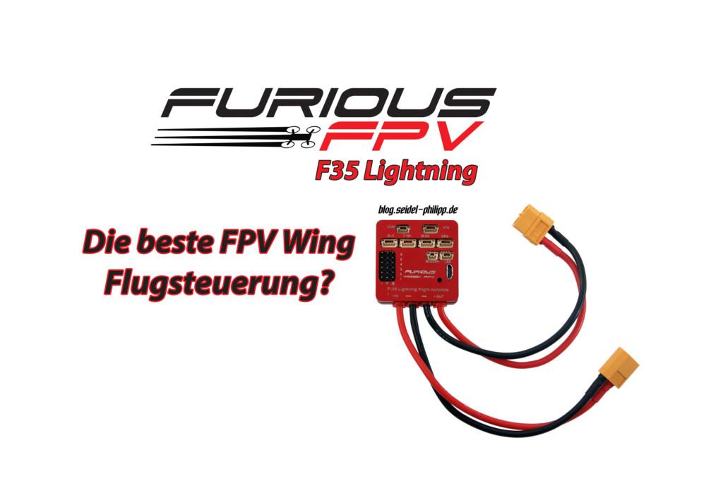 Furious FPV F35 Lightning