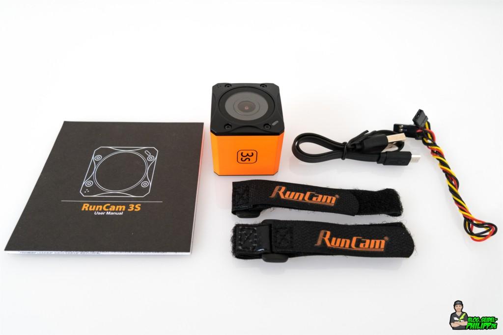 runcam 3s action kamera. Black Bedroom Furniture Sets. Home Design Ideas